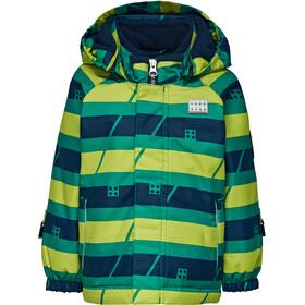 LEGO wear Johan 779 Jacket Boys green